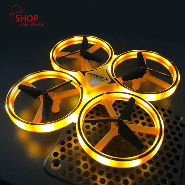 Máy Bay cảm biến có đèn led Drone Y01