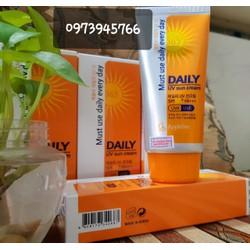 Kem chống nắng DAILY UV sun cream Hàn Quốc.