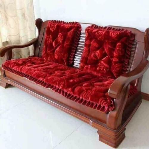 Thảm ghế nhung đẹp