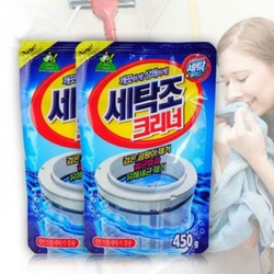 Túi bột vệ sinh lồng giặt 450g
