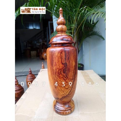 Chum trang trí gỗ cẩm lai - pq104