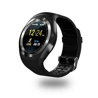 Đồng hồ thông minh Smart Watch Y1 Cao cấp có Tiếng Việt - Nghe gọi 2 chiều, nghe nhạc, theo dõi sức khỏe, Đồng hồ thông minh trẻ em, Đồng hồ thông minh giá rẻ - y1 thumbnail