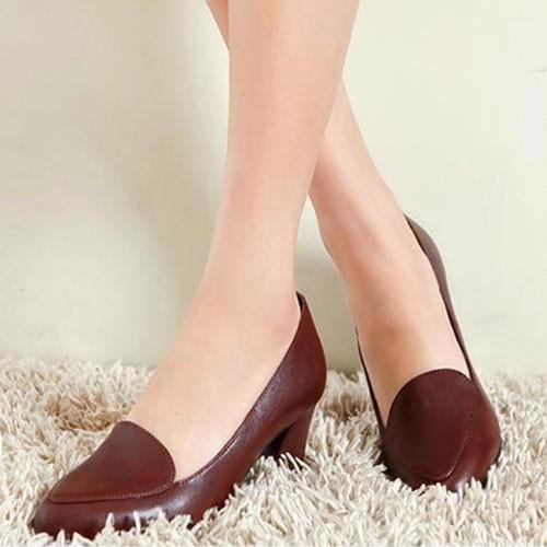 Giày da cao cấp nn