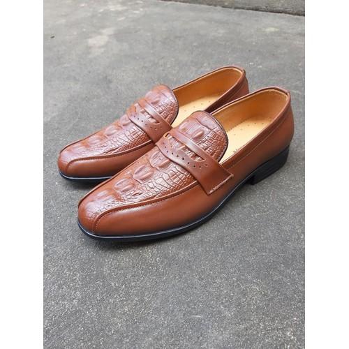 Giày da nam thời trang công sở 5