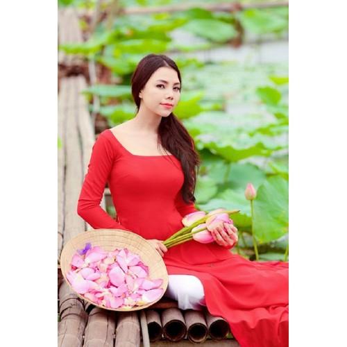 Bộ áo dài truyền thống cổ vuông may sẵn đủ size áo +quần - 12600897 , 20438937 , 15_20438937 , 490000 , Bo-ao-dai-truyen-thong-co-vuong-may-san-du-size-ao-quan-15_20438937 , sendo.vn , Bộ áo dài truyền thống cổ vuông may sẵn đủ size áo +quần