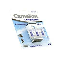 Pin Sạc Camelion 9V