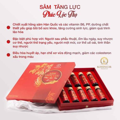 Best seller sâm tăng lực phúc lộc thọ khởi nguồn của sức khoẻ - 12133797 , 20439575 , 15_20439575 , 760000 , Best-seller-sam-tang-luc-phuc-loc-tho-khoi-nguon-cua-suc-khoe-15_20439575 , sendo.vn , Best seller sâm tăng lực phúc lộc thọ khởi nguồn của sức khoẻ