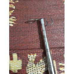 xào inox 5 mét phục vụ các bác treo lồng chim hoặc giăng lưới bẫy chim