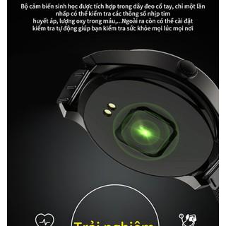 Đồng hồ thông minh Smart Watch Y1 Cao cấp có Tiếng Việt - Nghe gọi 2 chiều, nghe nhạc, theo dõi sức khỏe, Đồng hồ thông minh trẻ em, Đồng hồ thông minh giá rẻ - y1 3