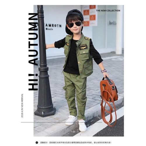 Sét đồ bộ thời trang phong cách cho bé trai - 12277088 , 20439799 , 15_20439799 , 780000 , Set-do-bo-thoi-trang-phong-cach-cho-be-trai-15_20439799 , sendo.vn , Sét đồ bộ thời trang phong cách cho bé trai