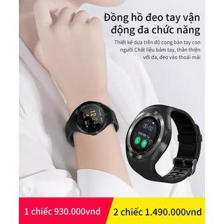 Đồng hồ thông minh Smart Watch Y1 Cao cấp có Tiếng Việt - Nghe gọi 2 chiều, nghe nhạc, theo dõi sức khỏe, Đồng hồ thông minh trẻ em, Đồng hồ thông minh giá rẻ - y1 4