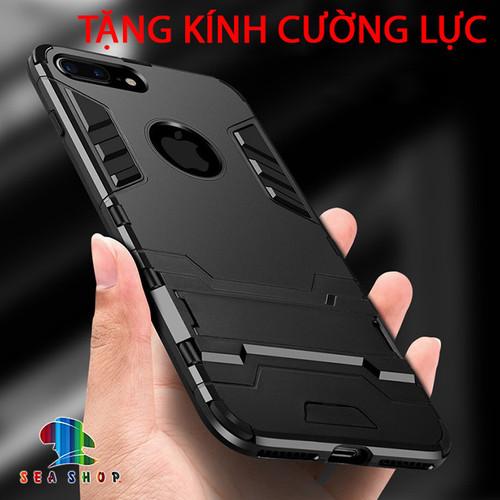 [Tặng kính cường lực] ốp lưng iphone 8 plus chống sốc siêu bền | ốp lưng ip8 plus iron man | case iphone8 plus | ip8+
