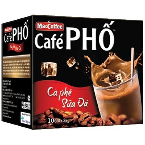 Cà phê sữa đá maccoffee cafe phố - 12937473 , 20919987 , 15_20919987 , 49000 , Ca-phe-sua-da-maccoffee-cafe-pho-15_20919987 , sendo.vn , Cà phê sữa đá maccoffee cafe phố