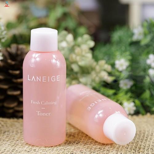 MINI SIZE Nước hoa hồng cân bằng dịu mát da Laneige Fresh Calming Toner 50ml - 12931305 , 20911732 , 15_20911732 , 36000 , MINI-SIZE-Nuoc-hoa-hong-can-bang-diu-mat-da-Laneige-Fresh-Calming-Toner-50ml-15_20911732 , sendo.vn , MINI SIZE Nước hoa hồng cân bằng dịu mát da Laneige Fresh Calming Toner 50ml