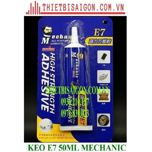 KEO E7 50ML MECHANIC - 12931277 , 20911699 , 15_20911699 , 68000 , KEO-E7-50ML-MECHANIC-15_20911699 , sendo.vn , KEO E7 50ML MECHANIC