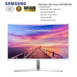 Màn Hình Cong Samsung LC27F397FHEXXV 27inch FullHD 4ms 60Hz