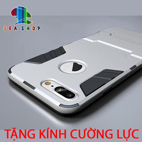[Tặng kính cường lực] ốp lưng iphone 7 plus chống sốc siêu bền | ốp lưng ip7 plus iron man | case iphone7 plus | ip7+