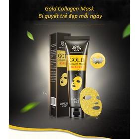 Mặt nạ thải độc Gold Collagen Mask mặt nạ thải độc than hoạt tính mặt nạ thải độc da Images KR-MA77 - KR-MA77