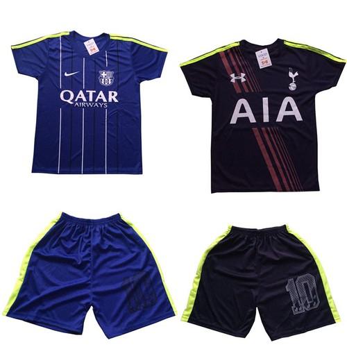 Sét 2 bộ đồ thể thao trẻ em, áo đấu câu lạc bộ dành cho bé trai và bé gái, thời trang thun lạnh cho bé từ 10-40kg - 12924653 , 20902583 , 15_20902583 , 140000 , Set-2-bo-do-the-thao-tre-em-ao-dau-cau-lac-bo-danh-cho-be-trai-va-be-gai-thoi-trang-thun-lanh-cho-be-tu-10-40kg-15_20902583 , sendo.vn , Sét 2 bộ đồ thể thao trẻ em, áo đấu câu lạc bộ dành cho bé trai và b