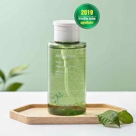 NƯỚC TẨY TRANG TRÀ XANH INNISFREE GREEN TEA CLEANSING WATER - tt innisfree