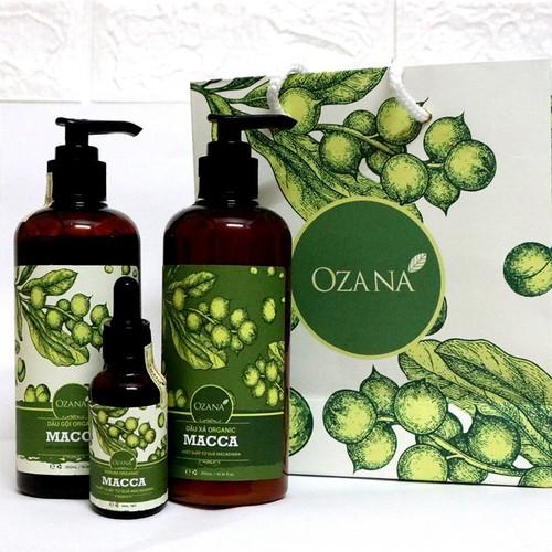 Bộ dầu gội - dầu xả - serum ozana organic macca trị rụng và kích thích mọc tóc  gt store - 12287368 , 20903009 , 15_20903009 , 769000 , Bo-dau-goi-dau-xa-serum-ozana-organic-macca-tri-rung-va-kich-thich-moc-toc-gt-store-15_20903009 , sendo.vn , Bộ dầu gội - dầu xả - serum ozana organic macca trị rụng và kích thích mọc tóc  gt store
