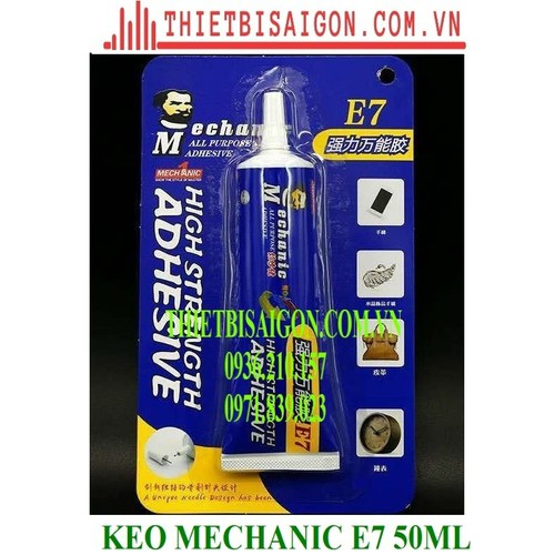 Keo mechanic e7 50ml - 12144722 , 20911193 , 15_20911193 , 68000 , Keo-mechanic-e7-50ml-15_20911193 , sendo.vn , Keo mechanic e7 50ml