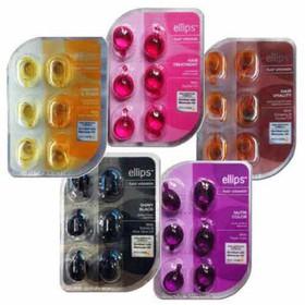 Serum Dưỡng Phục Hồi Tóc Hư Tổn Ellips Hair Vitamin - MS1236