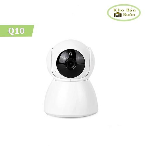 Camera Giám Sát V380 Q10 - Có Hồng Ngoại Quay Đêm