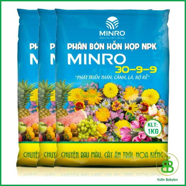 phân bón hỗn hợp NPK Minro