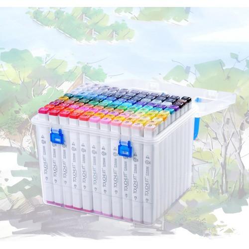 Bút marker touch liit 6 hộp nhựa, bộ 30-40-60-80 màu - 12928970 , 20908468 , 15_20908468 , 400000 , But-marker-touch-liit-6-hop-nhua-bo-30-40-60-80-mau-15_20908468 , sendo.vn , Bút marker touch liit 6 hộp nhựa, bộ 30-40-60-80 màu