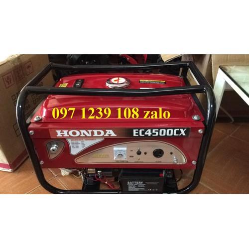 Máy phát điện chạy xăng gia đình Honda EC4500CX có đề và giật nổ, sẵn hàng tại Mỹ Đình - 12928981 , 20908480 , 15_20908480 , 8500000 , May-phat-dien-chay-xang-gia-dinh-Honda-EC4500CX-co-de-va-giat-no-san-hang-tai-My-Dinh-15_20908480 , sendo.vn , Máy phát điện chạy xăng gia đình Honda EC4500CX có đề và giật nổ, sẵn hàng tại Mỹ Đình