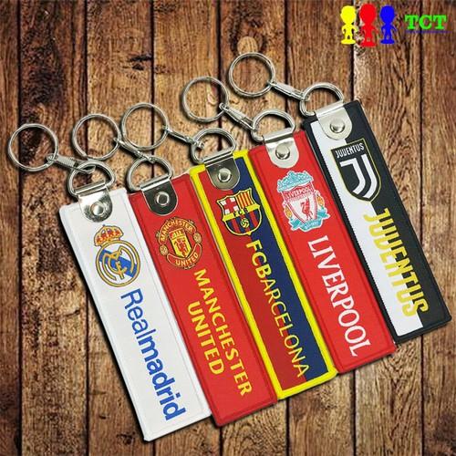 Móc khóa vải bền dày dặn câu lạc bộ bóng đá MU Real Barcelona Juventus Liverppol Chelsea Arsenal Acmilan Tottenham - 12926338 , 20905257 , 15_20905257 , 45000 , Moc-khoa-vai-ben-day-dan-cau-lac-bo-bong-da-MU-Real-Barcelona-Juventus-Liverppol-Chelsea-Arsenal-Acmilan-Tottenham-15_20905257 , sendo.vn , Móc khóa vải bền dày dặn câu lạc bộ bóng đá MU Real Barcelona Juve