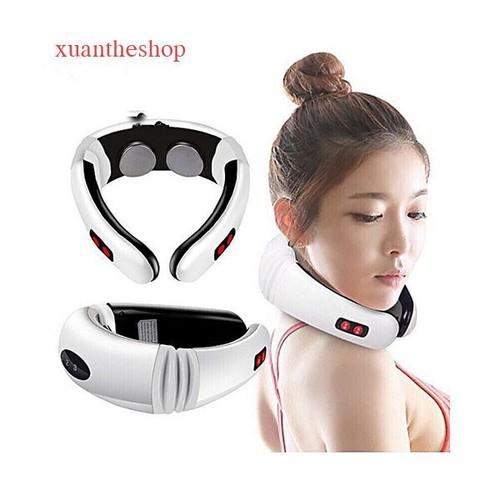 Máy massage xung điện neck massage - neck massage