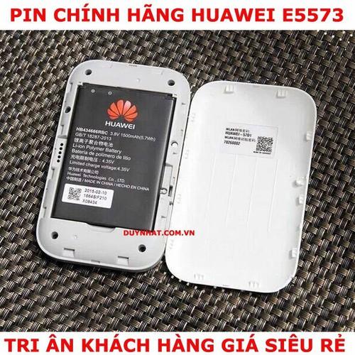 Pin của bộ phát wifi 4G LTE Huawei E5573 pin nguyên tem