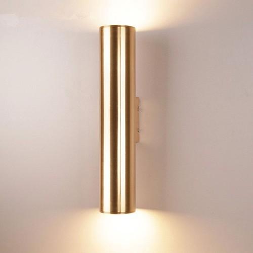 Đèn gắn tường trang trí hiện đại cao cấp hình ống trụ vàng bóng - 12928543 , 20908000 , 15_20908000 , 875000 , Den-gan-tuong-trang-tri-hien-dai-cao-cap-hinh-ong-tru-vang-bong-15_20908000 , sendo.vn , Đèn gắn tường trang trí hiện đại cao cấp hình ống trụ vàng bóng