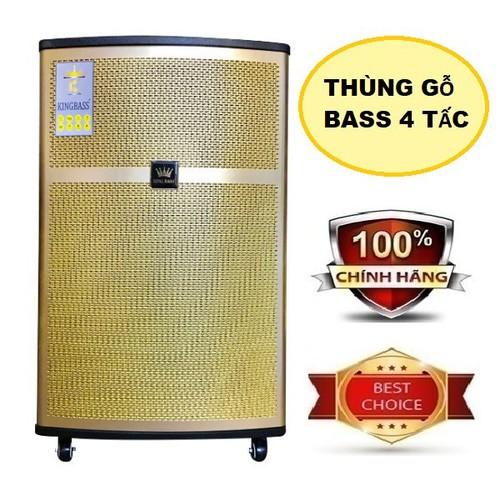 Loa kéo karaoke di động, Kingbass DP-1538, Loa thùng gỗ 4 tấc hát karaoke ngoài trời âm thanh cực hay + Tặng 2 micro - 12928286 , 20907714 , 15_20907714 , 6250000 , Loa-keo-karaoke-di-dong-Kingbass-DP-1538-Loa-thung-go-4-tac-hat-karaoke-ngoai-troi-am-thanh-cuc-hay-Tang-2-micro-15_20907714 , sendo.vn , Loa kéo karaoke di động, Kingbass DP-1538, Loa thùng gỗ 4 tấc hát