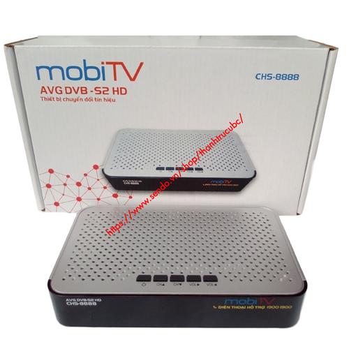 Đầu thu mobitv dth chs-8888 - chính hãng-dùng chảo phát kênh truyền hình - 12287690 , 20918485 , 15_20918485 , 780000 , Dau-thu-mobitv-dth-chs-8888-chinh-hang-dung-chao-phat-kenh-truyen-hinh-15_20918485 , sendo.vn , Đầu thu mobitv dth chs-8888 - chính hãng-dùng chảo phát kênh truyền hình