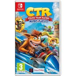 Game Nintendo Switch Crash Team Racing: Nitro-Fueled - Hàng Nhập Khẩu
