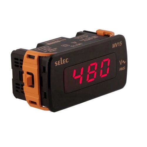 Đồng hồ đo điện áp MV15-AC-20_2000V - Selec