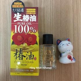 tinh dầu dưỡng tóc Nhật Bản - Tinh Dầu Hoa Trà