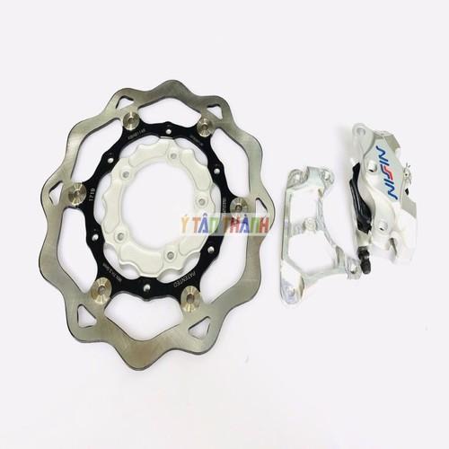 bộ đĩa KTM heo nissin BẠC gắn vario 2019 - 12942218 , 20926809 , 15_20926809 , 849000 , bo-dia-KTM-heo-nissin-BAC-gan-vario-2019-15_20926809 , sendo.vn , bộ đĩa KTM heo nissin BẠC gắn vario 2019