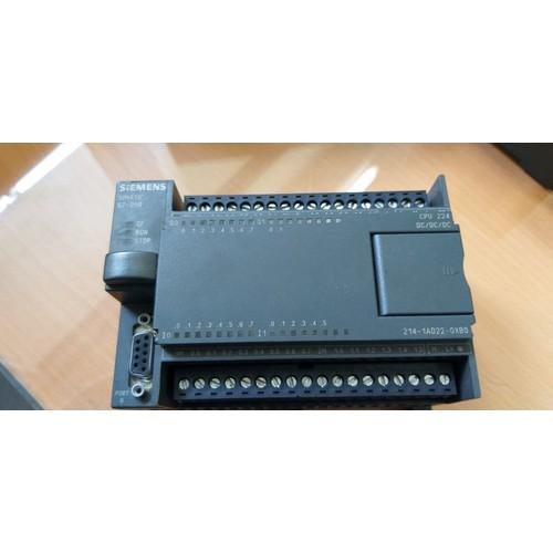 PLC S7 200 CPU 224 DC DC DC CŨ