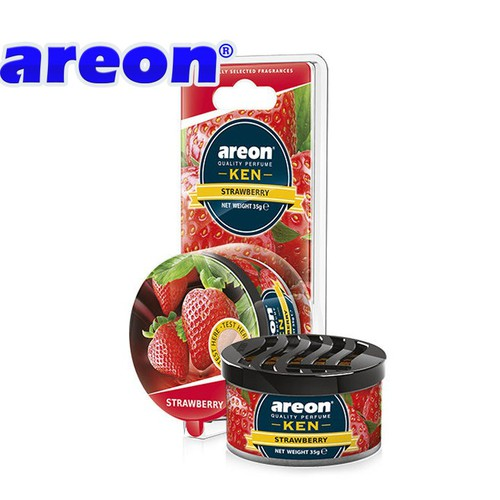 Sáp thơm hương dâu tây – Areon Strawberry Ken - Ngọt ngào