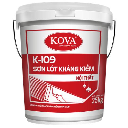 Sơn lót kháng kiềm trong nhà Kova K109 25kg