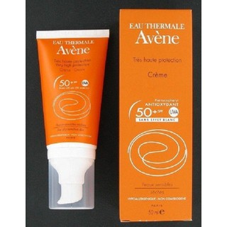Kem chống nắng Avene Pháp SPF50 ngăn ngừa chứng nám da - Kem chống nắng 50+ 2