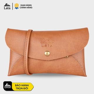 Ví cầm tay Unisex thời trang đa năng LATA VN03 Bò Nhạt - VN03BN thumbnail