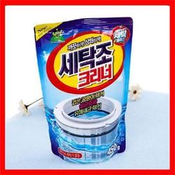 Bột tẩy lồng máy giặt Bột vệ sinh máy giặt