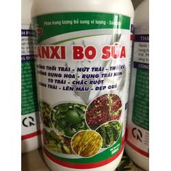 Canxi Bo Sữa phân trung vi lượng bổ sung vi lượng 500ml