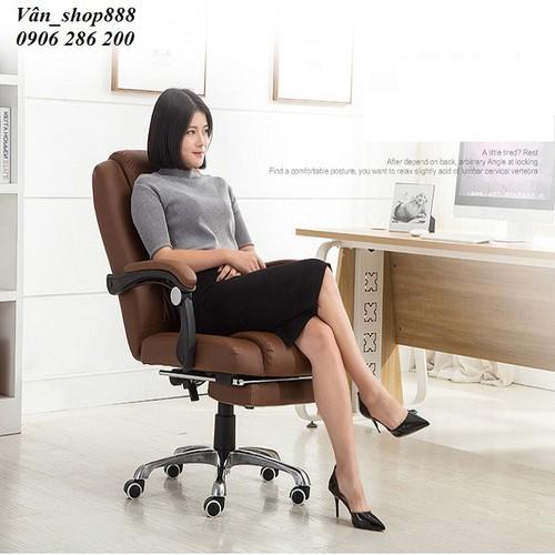 Ghế giám đốc có massa, ghế da giám đốc, duỗi chân, ngủ trưa - 12473266 , 20938670 , 15_20938670 , 2800000 , Ghe-giam-doc-co-massa-ghe-da-giam-doc-duoi-chan-ngu-trua-15_20938670 , sendo.vn , Ghế giám đốc có massa, ghế da giám đốc, duỗi chân, ngủ trưa