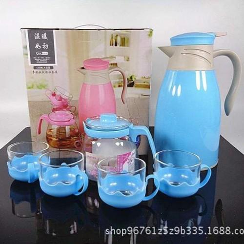 Bộ phích nước kèm bình trà 6 món - 12897267 , 20941798 , 15_20941798 , 260000 , Bo-phich-nuoc-kem-binh-tra-6-mon-15_20941798 , sendo.vn , Bộ phích nước kèm bình trà 6 món